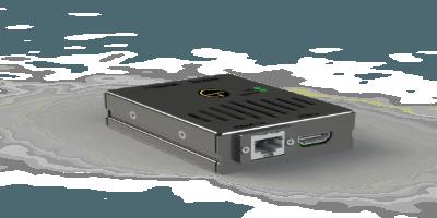 MSR-100 HDBaseT Receiver
